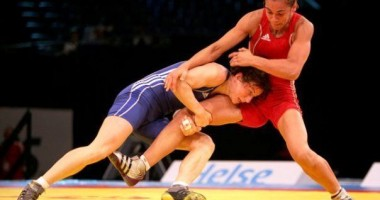 Lupte / O nouă medalie pentru România la Campionatele Europene