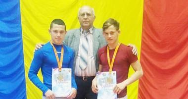 Patru medalii pentru luptele constănţene, la Turneul Internaţional de la Bucureşti