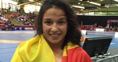 Două luptătoare din România, pe podiumul Campionatelor Europene de juniori