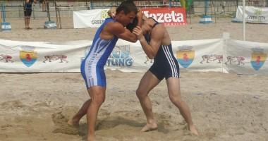 Podium pentru luptătorii constănţeni la Jocurile Sportive ale Mangaliei