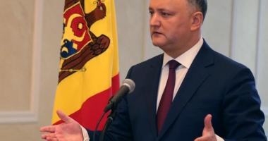 Igor Dodon, în dilemă dacă merită să intre în UE