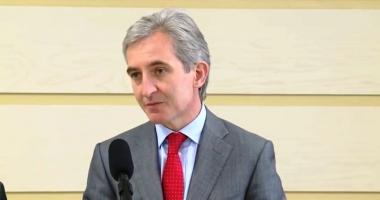Iurie Leancă, vicepreşedinte al Parlamentului de la Chişinău