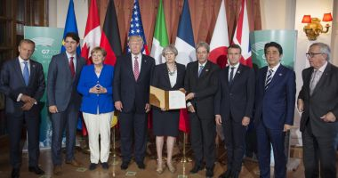 Macron doreşte reformarea G7.