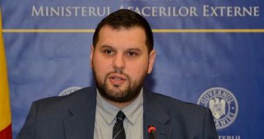 Dan Stoenescu, noul ambasador al României în Tunisia