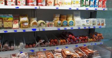 DSVSA Constanţa. Amenzi de mii de lei pentru nereguli în magazinele alimentare