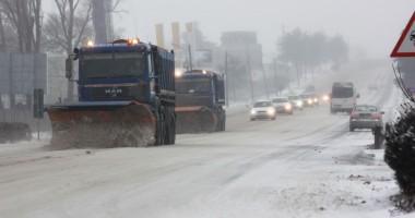 Cele mai utile sfaturi pentru circulaţia în condiţii de iarnă
