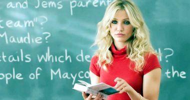 M-am îndrăgostit de dumneavoastră, doamnă profesoară