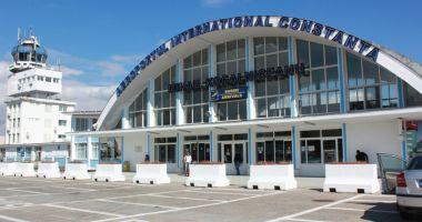 Aeroportul Mihail Kogălniceanu: A fost inaugurată ruta de transport aerian Tallinn–Constanța-Tallinn