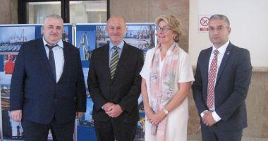 Manageri din 17 țări europene s-au reunit în portul Constanța