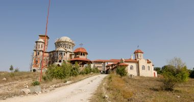 """Hramul mănăstirii """"Sf. Ioan Casian"""". Lăsatul Secului de carne pentru Postul Mare"""