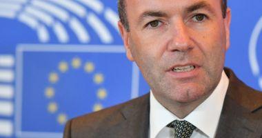 """Manfred Weber: """"Turcia nu poate adera la UE"""""""