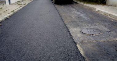 Primăria Mangalia a obținut finanțare pentru canalizare și asfaltare
