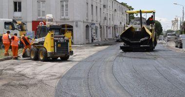 Șapte milioane de euro, bani de la UE, pentru reabilitarea străzilor din Mangalia
