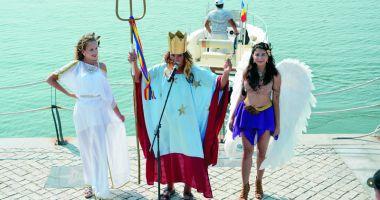 Zeul Neptun va deschide jocurile marinărești și la Mangalia
