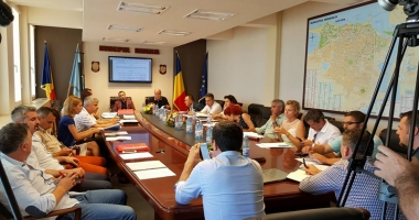 Consilierii din Mangalia, convocaţi în şedinţă. Ce proiecte vor vota