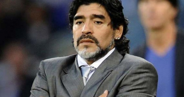 Maradona regretă absența Italiei la Mondialul din Rusia