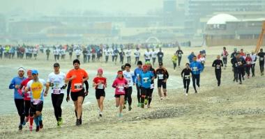 Foto : Nu mai căuta scuze. Aleargă la Maratonul Nisipului!