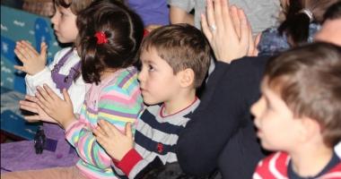 Premieră la Teatrul de Copii Constanţa. Iată cu ce se pot delecta cei mici