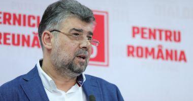 Marcel Ciolacu: Orice formă de amenințare din partea Federației Ruse este inacceptabilă