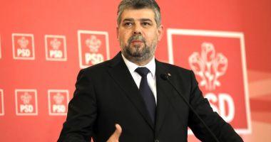 """Marcel Ciolacu: """"PSD va merge singur la alegerile parlamentare"""""""