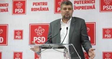 Ciolacu susține încheierea unei alianțe de către PSD cu Pro România și cu ALDE