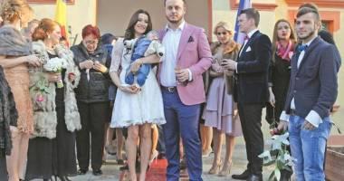 Claudia Pătrăşcanu şi Gabi Bădălău, cele mai emoţionante ore din viaţa lor