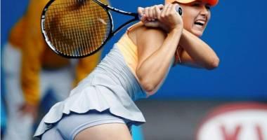 Tenis / Maria Șarapova s-a calificat în optimile de finală la Madrid