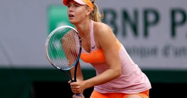 Tenis / Maria Șarapova, calificată în sferturile de finală la Tianjin