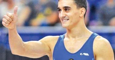 Marian Drăgulescu, calificat în finalele la sol şi sărituri la Campionatele Europene