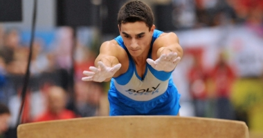 CAMPION EUROPEAN! Aur pentru Drăgulescu, la Europenele de gimnastică