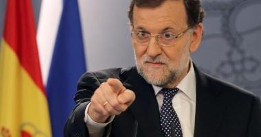 Guvernul de la Madrid suspendă autonomia Cataloniei