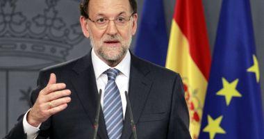 Premierul spaniol Mariano Rajoy asigură că nu va demisiona