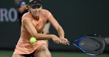 Tenis / Maria Sharapova și Petra Kvitova, eliminate în primul tur la Wimbledon