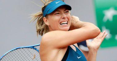 Tenis: Maria Şarapova a confirmat că va juca în turneul pe iarbă de la Mallorca