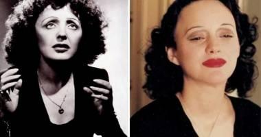 Ce actriţă celebră a interpretat-o pe cântăreaţa Edith Piaf