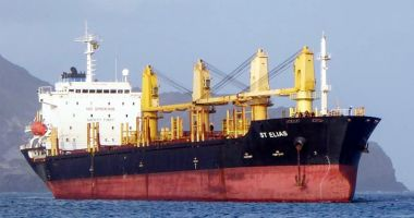 Marinarii români de pe nava