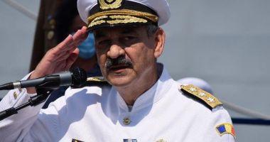 Viceamiralul Alexandru Mîrşu a demisionat din funcţia de consilier judeţean, dar şi din PSD