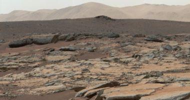 Cutremur pe Marte! A fost înregistrat primul seism pe Planeta Roşie