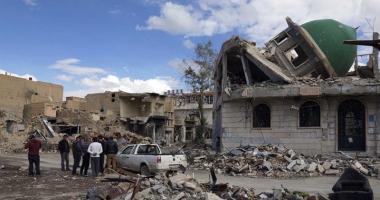 Masacru în Siria! 10 copii,  ucişi în raiduri aeriene, în estul ţării