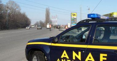 Maşinile ANAF şi ale procurorilor, fără girofar albastru