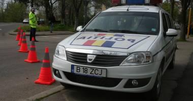 Şoferi penali prinşi pe străzile din Constanţa