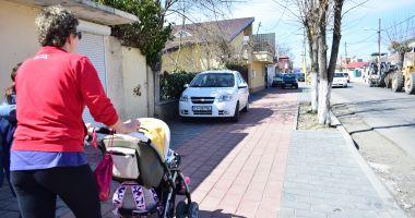 Primăria vrea să redea trotuarele constănțenilor