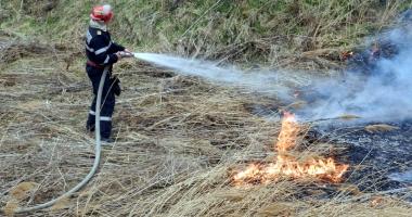 Avertisment ISU. Nu mai incendia�i terenurile!