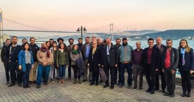 Matematicienii constănţeni,  prezenţi la Universitatea Galatasaray