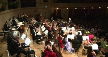 Strauss Festival Orchestra Vienna, pe scena Casei de Cultur� din Constan�a