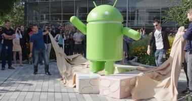 "Google a botezat viitorul Android 7.0 ""Nougat"""