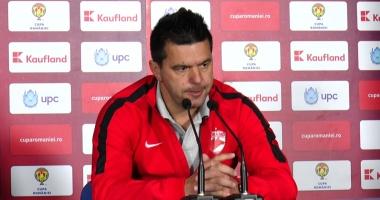 FOTBAL / Cosmin Contra şi-a prelungit contractul cu Dinamo