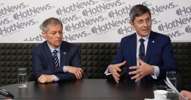 Cioloş spune că el sau Barna va candida la Preşedinţie: Suntem una din forţele politice ale ţării