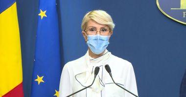 Raluca Turcan: Proiectul de interzicere a cumulării pensiei cu salariul va fi prezentat zilele următoare
