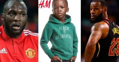 H&M reacţionează după gafa monumentală care a intrigat o lume întreagă